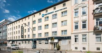Best Western Raphael Hotel Altona - Hamburgo - Edificio