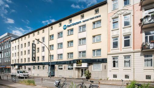 Best Western Raphael Hotel Altona - Hamburg - Building