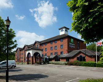 Holiday Inn Express Stafford - Stafford - Building