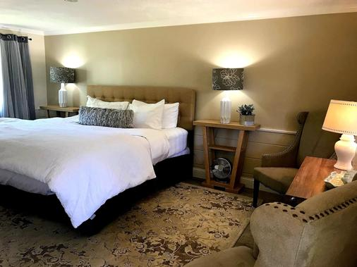 克拉倫登汽車旅館 - 北康威 - 北康威 - 臥室