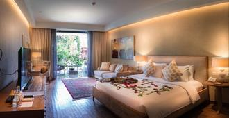 Goya Boutique Resort - Ubud - Bedroom