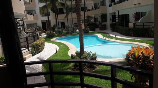 B&B Vida Nueva - Playa del Carmen - Pool