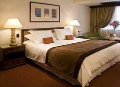 Hotel Plaza San Francisco - Santiago'dan - Yatak Odası