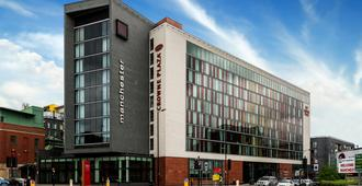 Crowne Plaza Manchester City Centre - Mánchester - Edificio