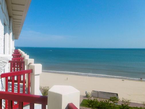 水星保勒馬傑斯迪克酒店 - 拉博爾埃斯庫布拉克 - 拉波勒 - 海灘