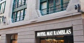 May Ramblas Barcelona - Barcelona - Edificio