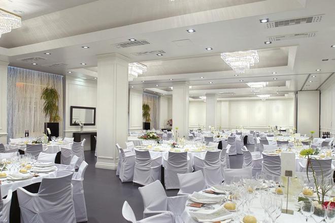 阿拉貢斯肯瑞諾酒店 - 薩拉戈薩 - 薩拉戈薩 - 宴會廳