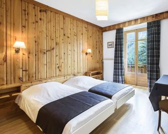 Grand Hotel & Kurhaus - Evolène - Спальня