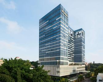 Shangri-La Hotel, Bengaluru - Bangalore - Edificio