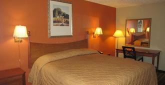 Royal Inn - דאלאס - חדר שינה