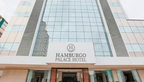 Hamburgo Palace Hotel - Балнеарио-Камбориу - Здание