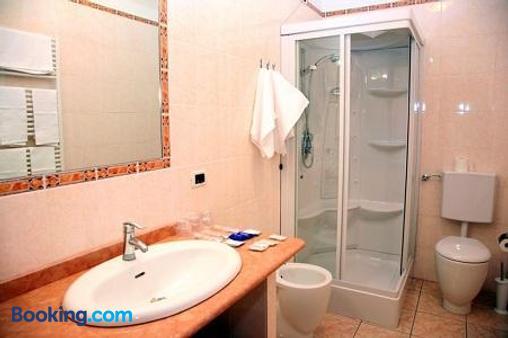 Hotel Nizza - Turin - Bathroom