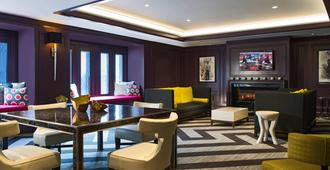 Courtyard by Marriott Boston Downtown - בוסטון - טרקלין