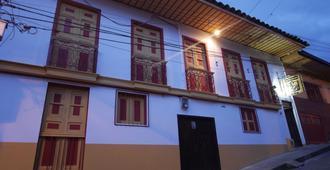 Hostal San Sebastián - Santa Rosa de Cabal - Building