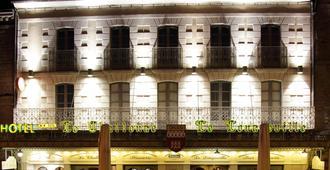 Citotel Le Challonge - Dinan - Edificio
