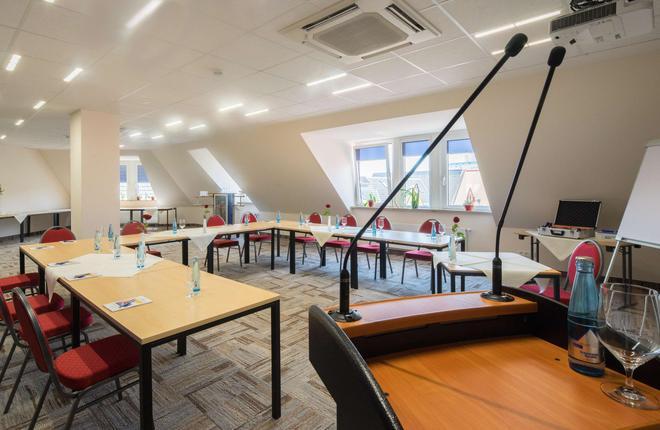 Best Western Hotel Dreilaenderbruecke - Weil am Rhein - Restaurante