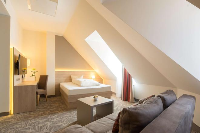 Best Western Hotel Dreilaenderbruecke - Weil am Rhein - Habitación