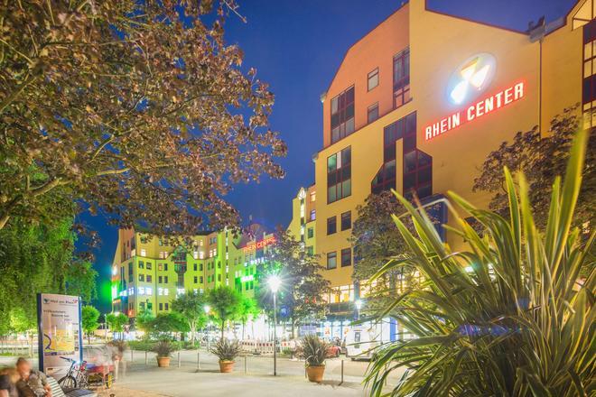 Best Western Hotel Dreilaenderbruecke - Weil am Rhein - Edificio