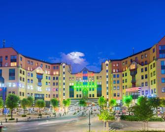Best Western Hotel Dreilaenderbruecke - Вайль-на-Рейні - Будівля
