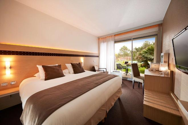 Best Western Plus Clos Syrah - Valence - Bedroom