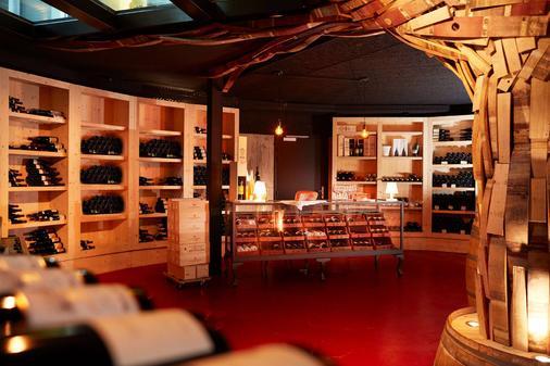 Best Western Plus Clos Syrah - Valencia - Bar