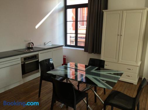 Som-Home - Péronne - Dining room