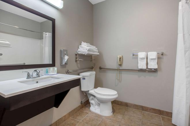Clarion Inn Kingman I-40 Route 66 - Kingman - Bathroom