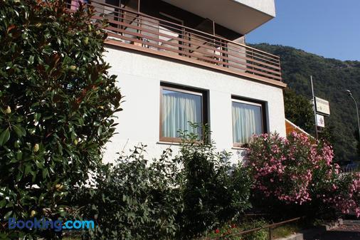 Hotel La Rotonda - Tirano - Building