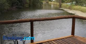 Old Mill Country Lodge and Restaurant - Oudtshoorn - Building