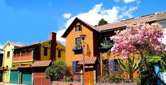 La Casa del Arupo - Κίτο - Κτίριο