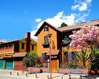 La Casa del Arupo - Quito - Gebäude