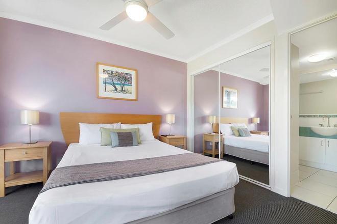 Breakfree Grand Pacific Caloundra - Caloundra - Bedroom