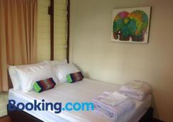 Nty Hostel Near Suvarnabhumi Airport - Bangkok - Bedroom