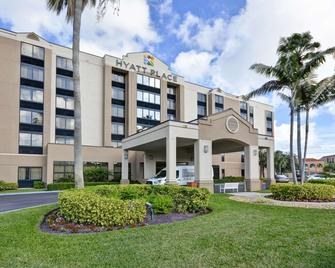 Hyatt Place Miami Airport West/Doral - Doral - Edificio