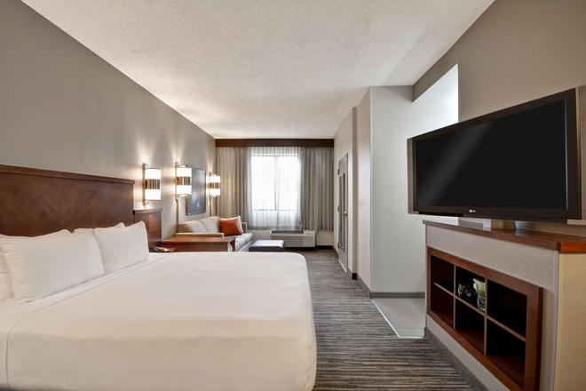 Hyatt Place Miami Airport Doral - Doral - Bedroom