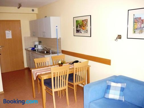 Pension Im Malerwinkel Kallmunz - Duggendorf - Dining room