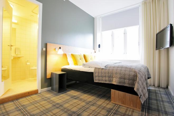Ibsens Hotel - Copenaghen - Camera da letto