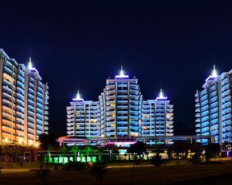 Alanya Azura Residence - Mahmutlar - Buiten zicht
