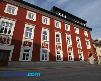 Hotel Zum Heiligen Geist - Mariazell - Building