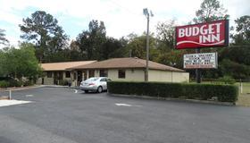 Budget Inn - Gainesville - Κτίριο