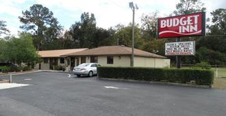 Budget Inn - Gainesville - Building
