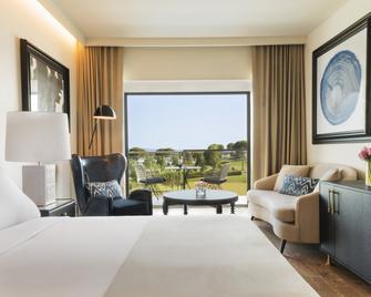 Hotel Camiral - Caldes de Malavella - Спальня