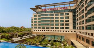 Crowne Plaza Hotel Gurgaon - Gurugram - Toà nhà