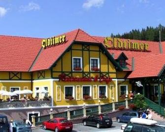 Oldtimer Motel Pack - Hirschegg Rein - Building