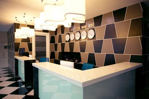 Best Western Royal Buriram Hotel - Buri Ram - Front desk