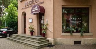 Pension an der Pillnitzer Schlossfaehre - Дрезден - Здание