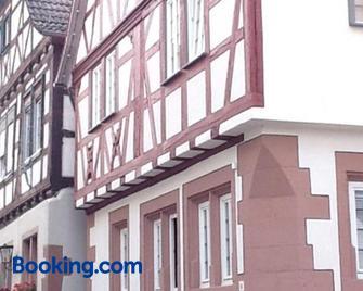 Hotel Adler - Babenhausen (Hess) - Gebäude
