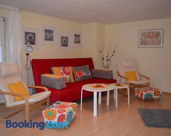 Ferienwohnung Pusteblume - Wildemann - Wohnzimmer