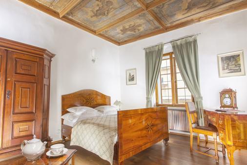Hotel U Zeleného Hroznu - Prague - Bedroom