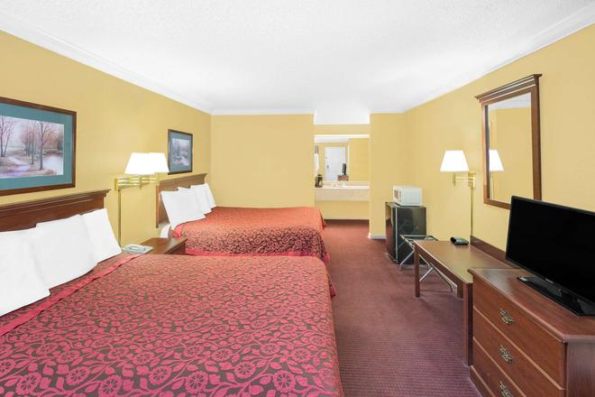 Days Inn by Wyndham N Little Rock East - North Little Rock - Habitación